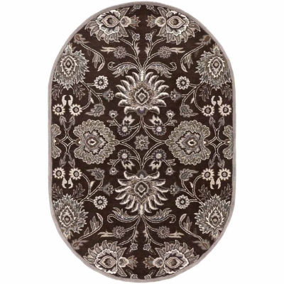 Decor 140 Cabrin Hand Tufted Oval Rugs