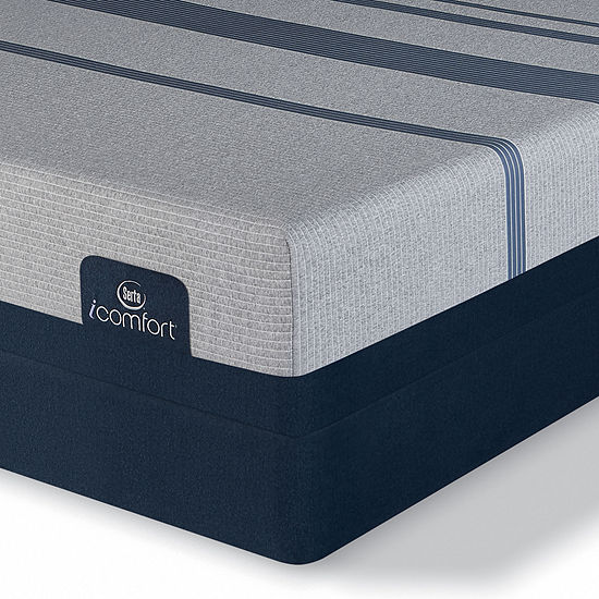 Serta Icomfort Blue Max 1000 Plush Mattress Only
