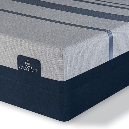 Serta® iComfort® Blue Max 1000 Plush Mattress + Box Spring