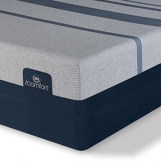 Serta Icomfort Blue Max 5000 Elite Luxury Firm Mattress Box Spring
