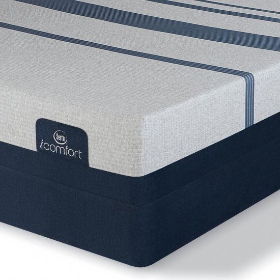 Serta® iComfort® Blue 300 Firm Mattress + Box Spring