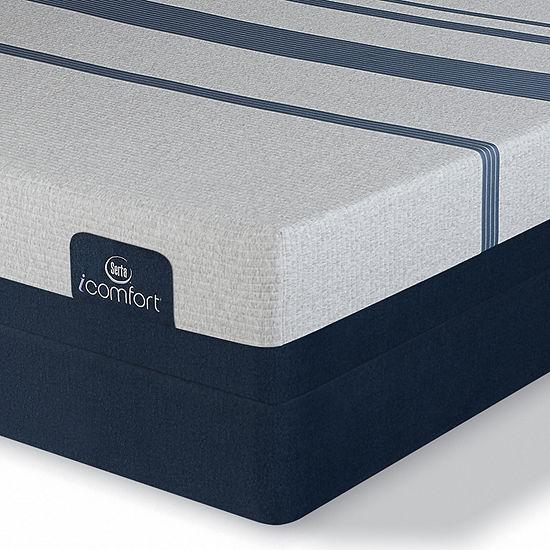 Serta Icomfort Blue 300 Firm Mattress Box Spring Jcpenney