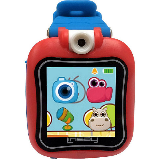 Linsay S-5WCL Kids Smartwatch - Blue