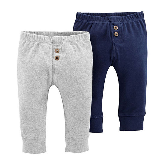Carter's Unisex Straight Pull-On Pants