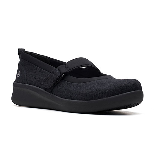 Clarks Womens Sillian 2.0 Soul Mary Jane Shoes