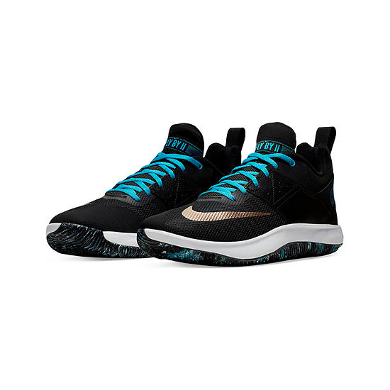 Nike Fly By Low Ii Mens Lace-up Basketball Shoes