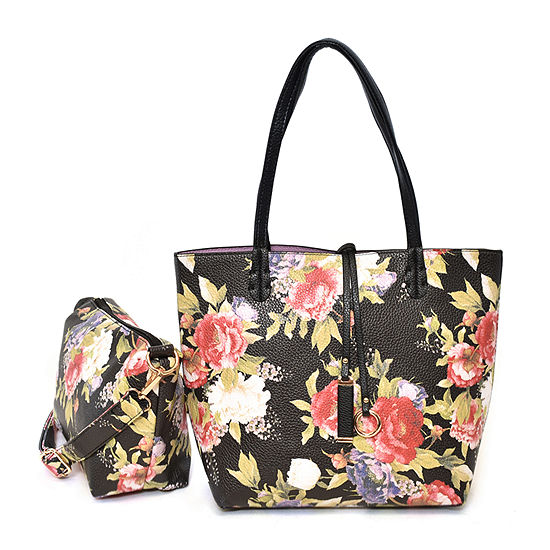 Imoshion Printed Reversible Tote Bag