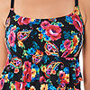St. John's Bay Floral Swim Dress