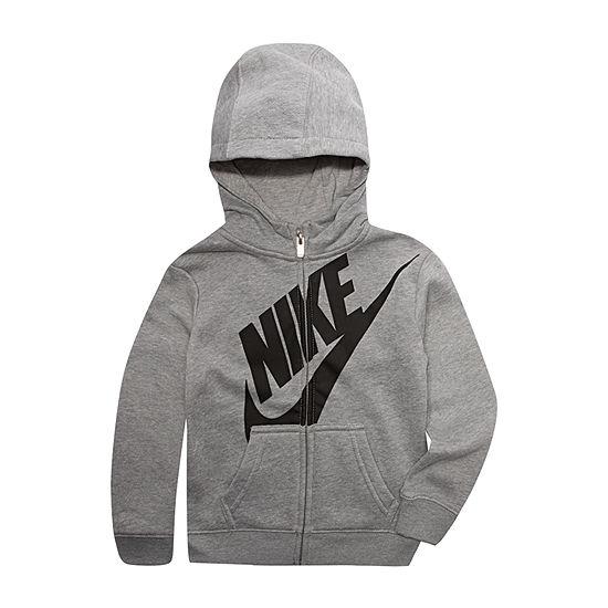 Nike Boys Hoodie-Toddler