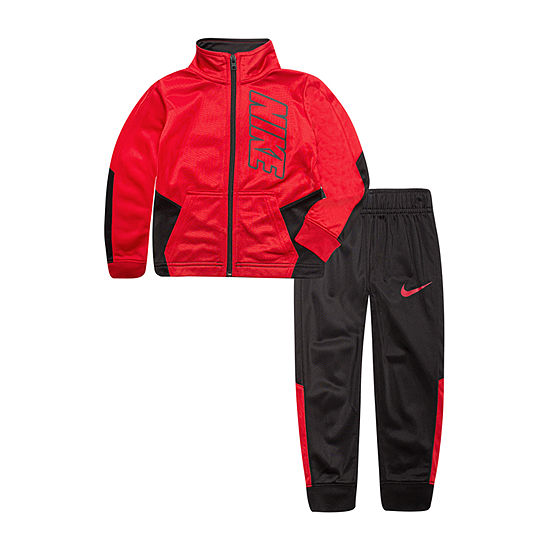 Nike Colorblock 2-pc. Pant Set Toddler Boys
