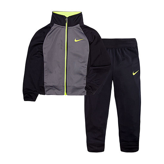 Nike Colorblock Boys 2-pc. Pant Set Toddler