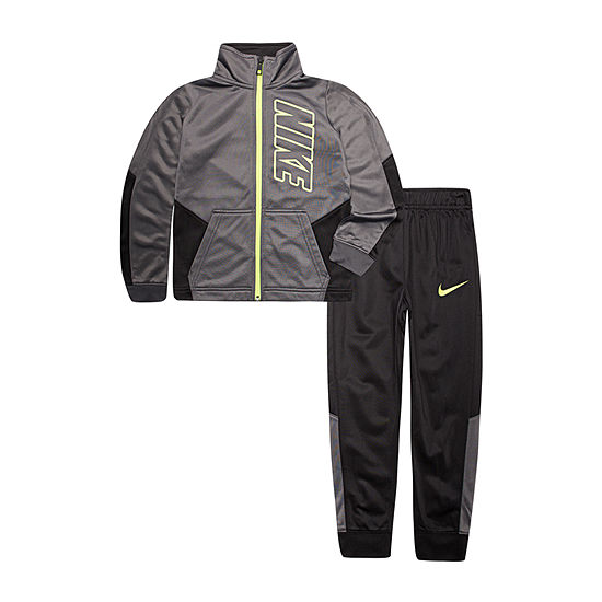Nike Colorblock Toddler Boys 2-pc. Logo Pant Set