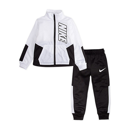Nike Colorblock Boys 2-pc. Logo Pant Set Toddler