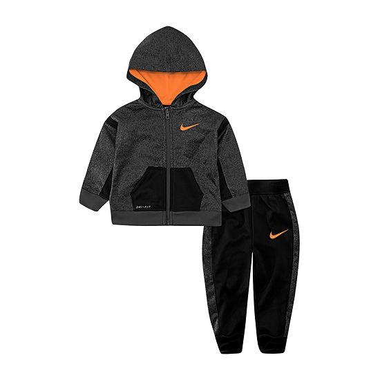 Nike Therma Boys 2-pc. Pant Set Toddler