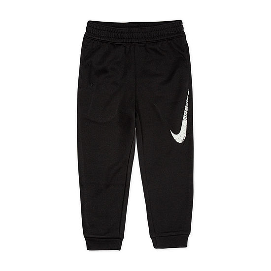 Nike Boys Regular Fit Drawstring Pants - Toddler