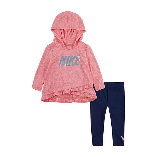 Nike Legging Set-2-pc.Toddler Girls