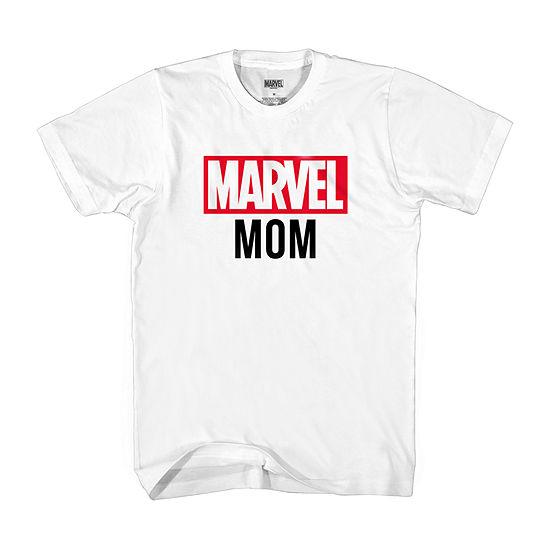 Marvel Mom Graphic T-Shirt- Unisex