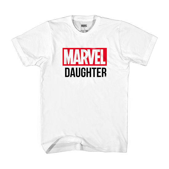Marvel Daughter Graphic T-Shirt- Unisex Adult Sizes