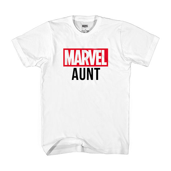Marvel Aunt Graphic T-Shirt- Unisex