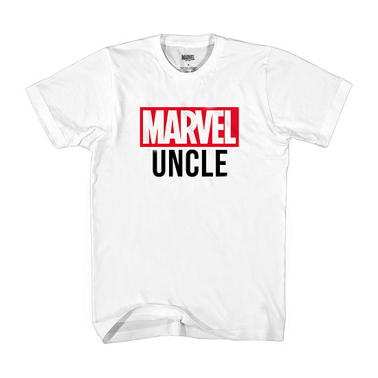 Mens Marvel Uncle Graphic T-Shirt