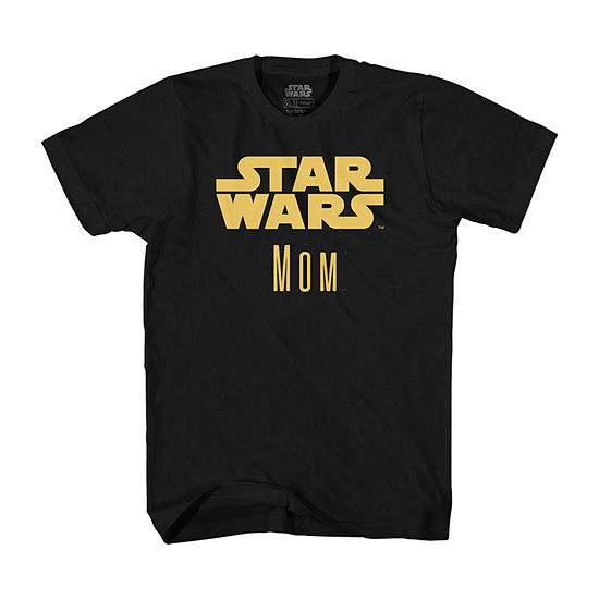 Star Wars Mom Graphic T-Shirt- Unisex