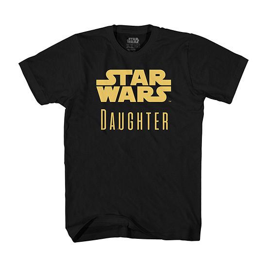 Star Wars Daughter Graphic T-Shirt- Unisex Adult Sizes