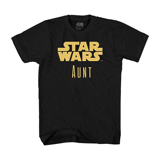 Star Wars Aunt Graphic T-Shirt- Unisex