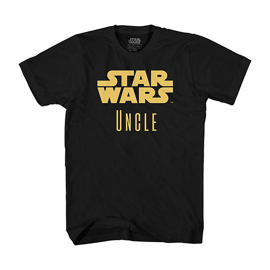 Mens Star Wars Uncle Graphic T-Shirt