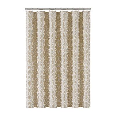 Queen Street Leo Shower Curtain