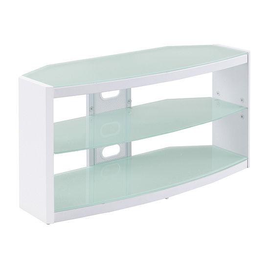 Graysca Corner Console Table