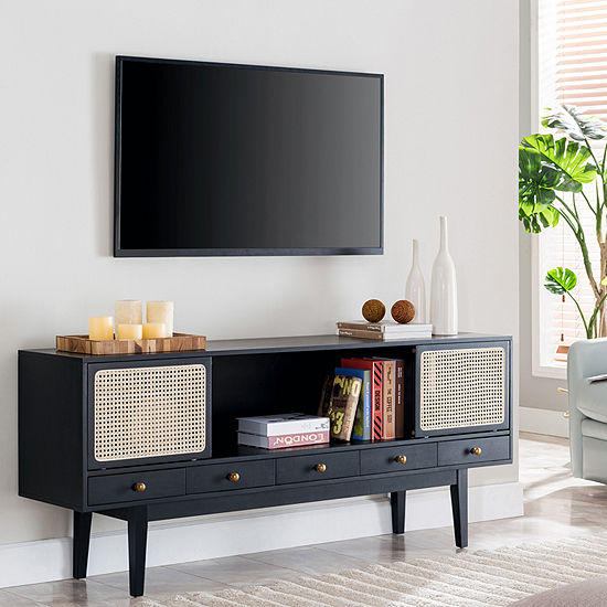 Holly Martin Simms Media Console