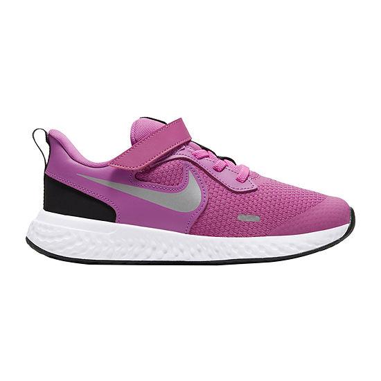 Nike Revolution 5 Little Kid/Big Kid Girls Running Shoes