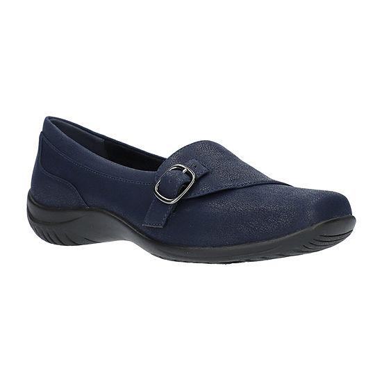 Easy Street Womens Cinnamon Slip-On Shoe