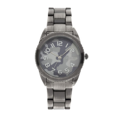 Womens Graphic Dial Bracelet Watch
