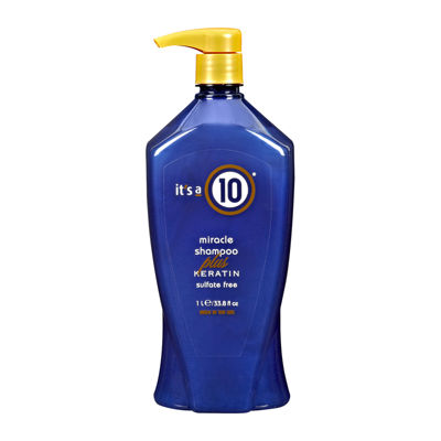 It's a 10® Miracle Shampoo Plus Keratin - 33.8 oz.