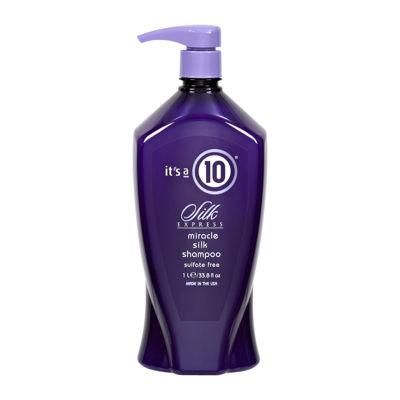 t's a 10® Silk Express Miracle Silk Shampoo - 33.8 oz.