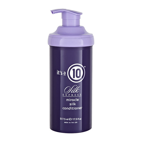 It's a 10® Silk Express Miracle Silk Conditioner - 17.5 oz.