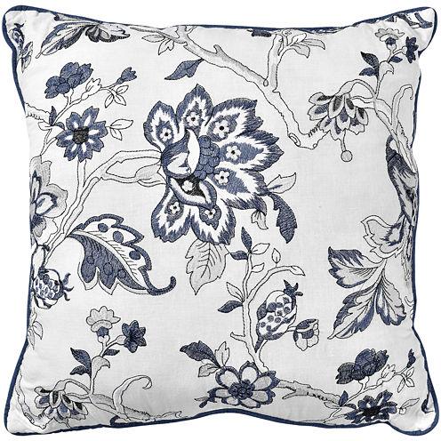 Allie Square Decorative Pillow