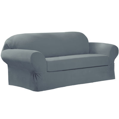 Maytex Smart Cover® Collin Stretch 2-pc. Sofa Slipcover