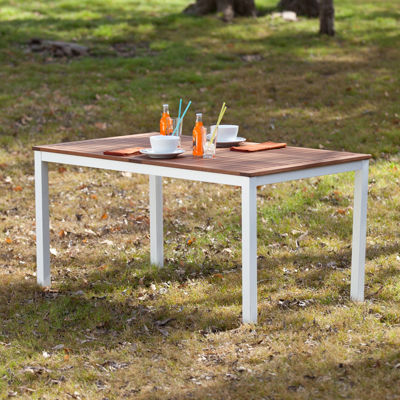 Seabrook Outdoor Rectangular Table
