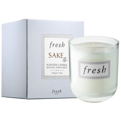 Fresh Sake Scented Candle