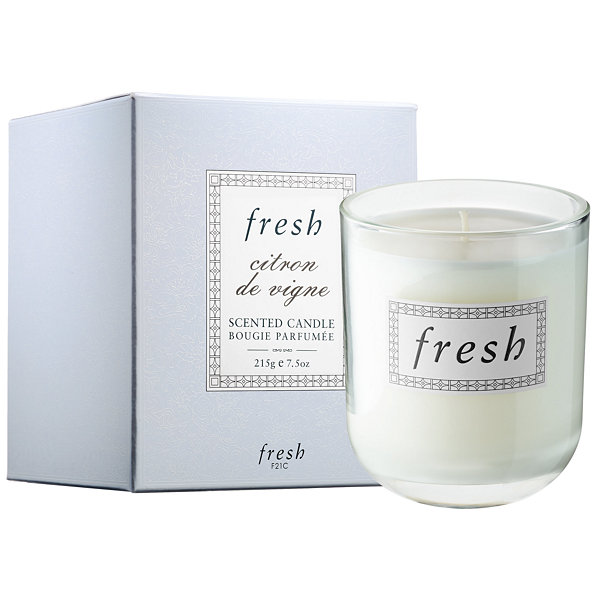 Fresh Citron de Vigne Candle