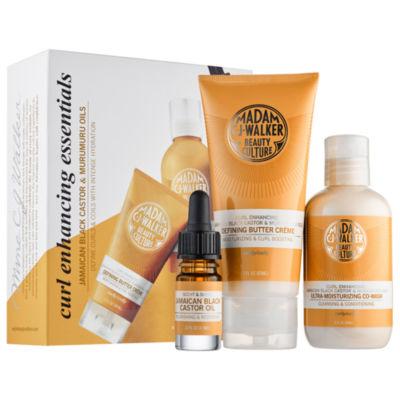 Madam C.J. Walker Beauty Culture Curl Enhancing Essentials Kit