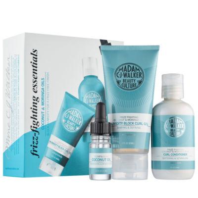 Madam C.J. Walker Beauty Culture Frizz-fighting Essentials Kit