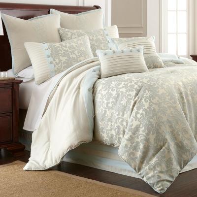 Pacific Coast Textiles Selerina 8-pc. Comforter Set