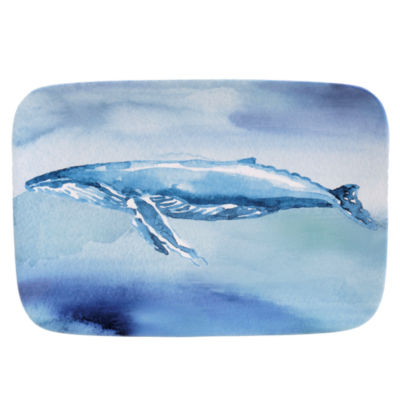 Certified International Sea Life Rectangular Platter