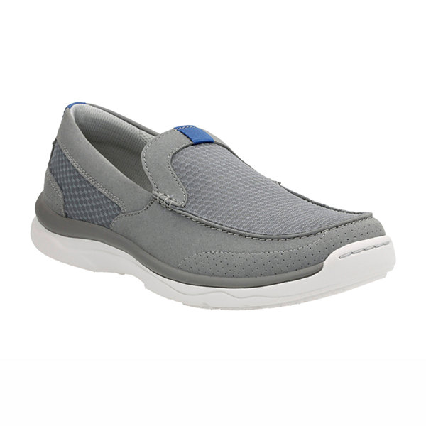Clarks Marcus Step Mens Boat Shoes