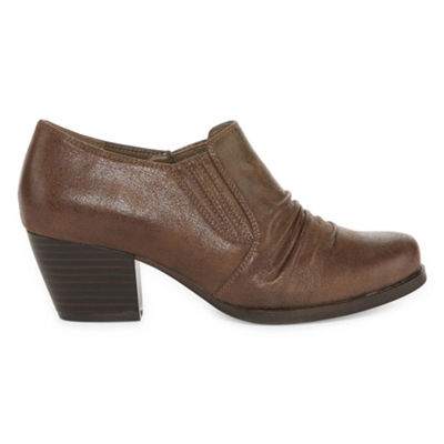 Yuu Womens Ranchen Shooties Closed Toe