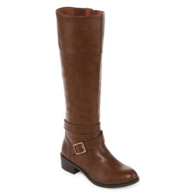 Arizona Womens Delling Riding Boots Zip