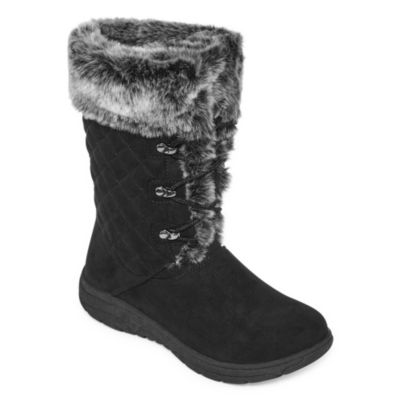 St. John's Bay Cafferty Womens Winter Boots